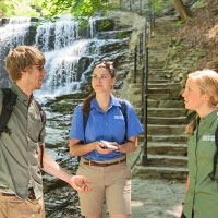 The 12,000-step program to summer gorge safety