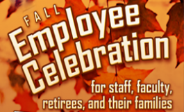Fall Employee Celebration Banner