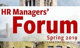 HR Managers Forum banner