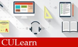 CULearn graphic