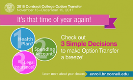 Option Transfer postcard graphic