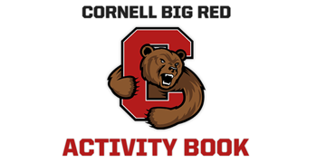 Cornell Big Red Activity Book