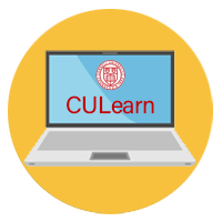 CULearn on screen of computer icon