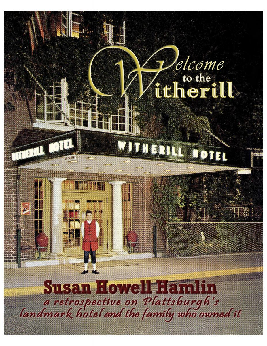 the front cover of Welcome to the Witherill