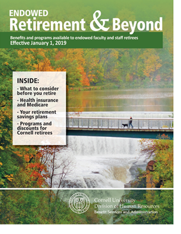 Retirement & Beyond Endowed cover art