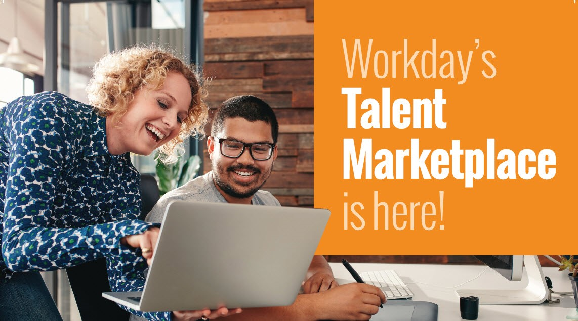 Workday's talent marketplace is here