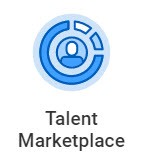 talent marketplace icon